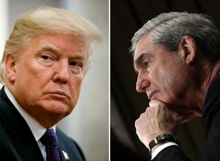Trump's Revealing Comment Could Explain Why He Hasn't Fired Mueller